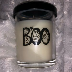 Boo Candle